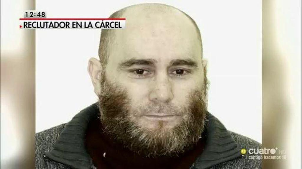 Detenido un preso por captar yihadistas