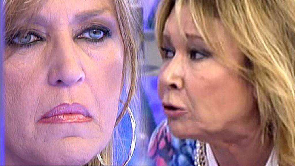 "Mila Ximénez, a Lydia: ""Eres una indecente"""