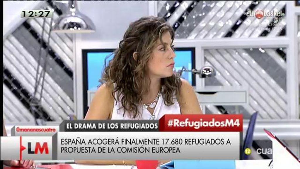 """Lara Hernández: """"El gobierno ha sido superado por la ciudadanía"""""""