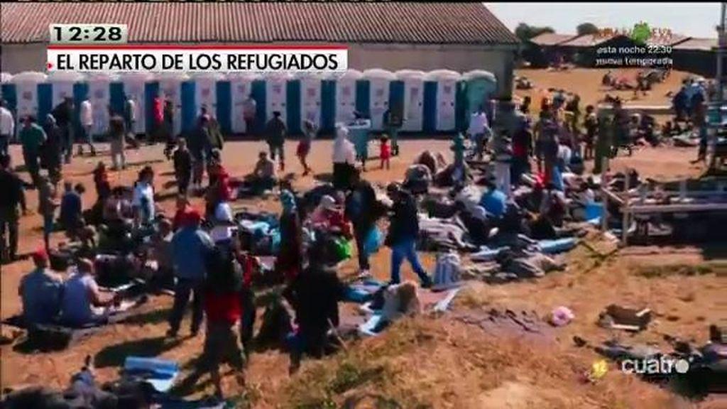 Bruselas sancionará a España y a otros 18 países por incumplir las normas de asilo
