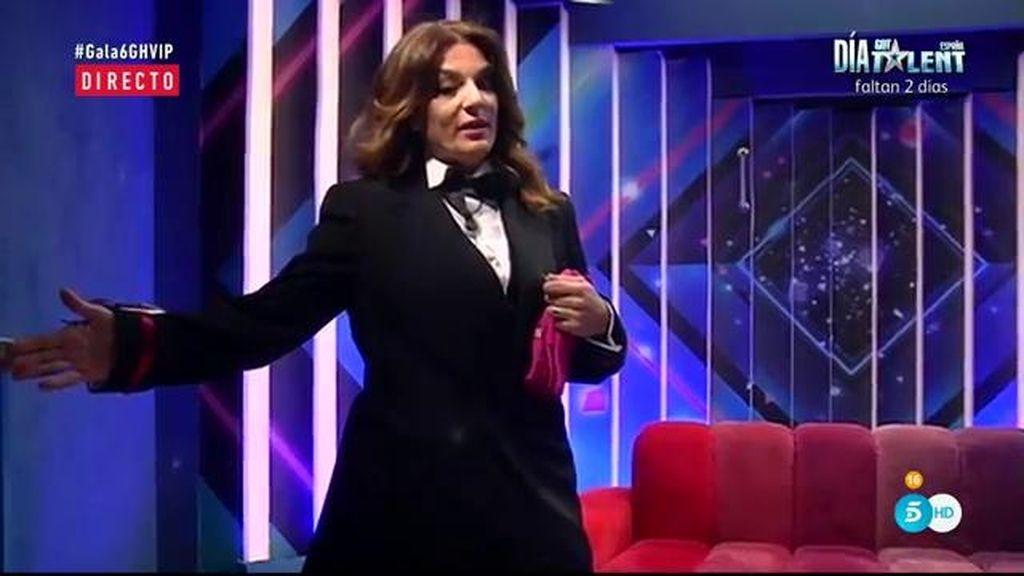 Raquel Bollo dispuesta a abandonar 'GH VIP' tras la entrada de Aguasantas