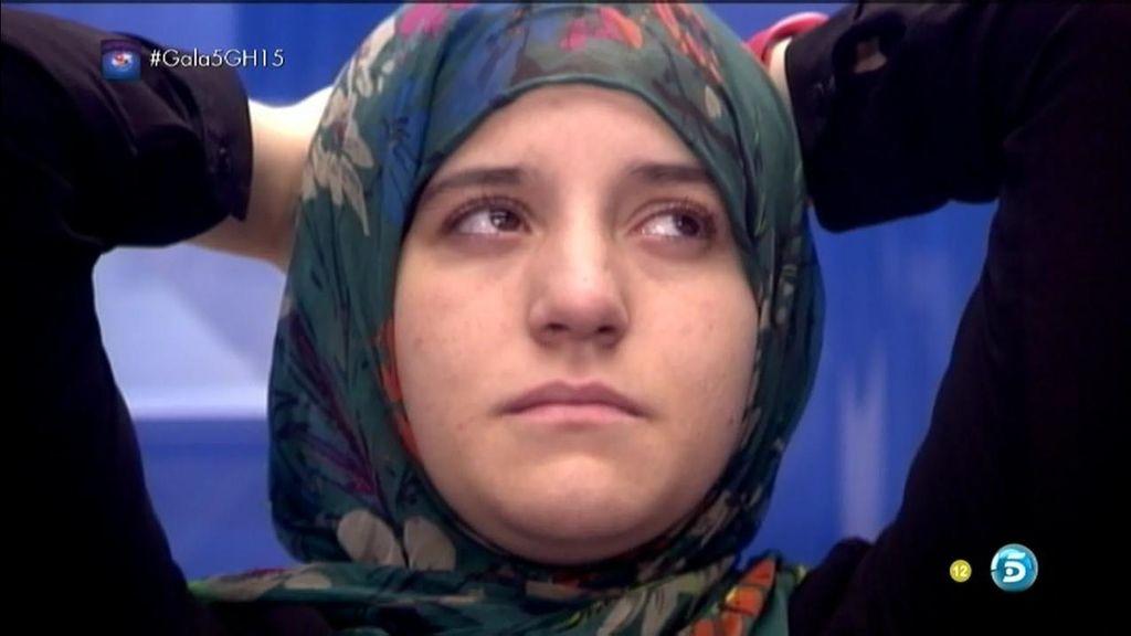 "Shaima: ""No voy a ser violenta"""