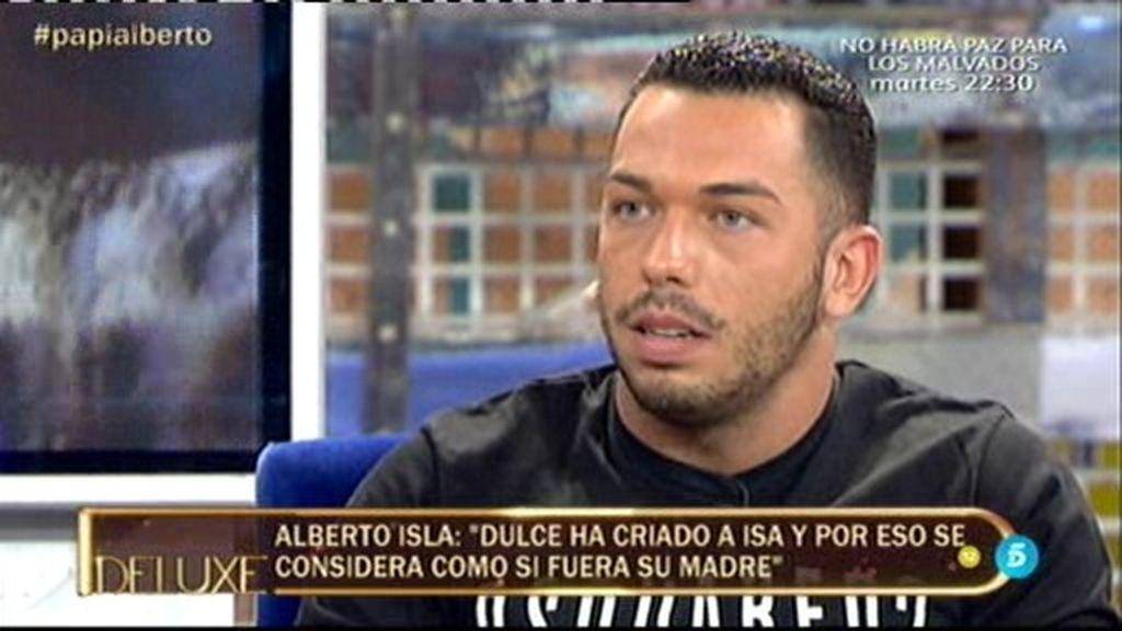 """Alberto Isla: """"De las dos, Dulce es quien más depende de Isa Pantoja"""""""
