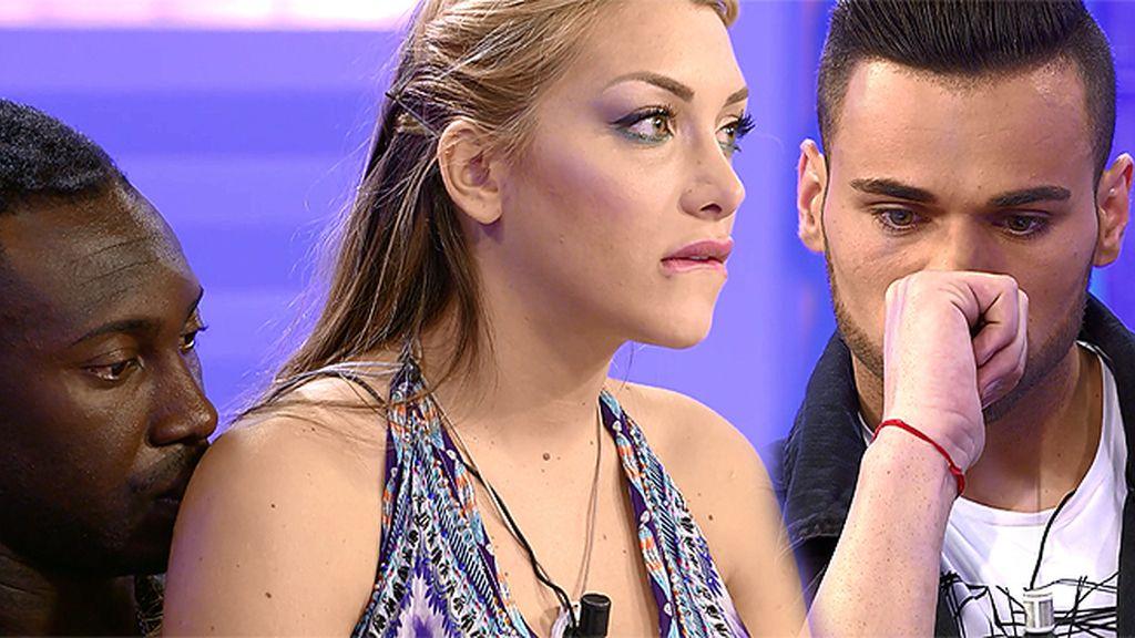 """Elisa: """"Traian me gusta, pero Juanma me gusta y me hace sentir bien"""""""