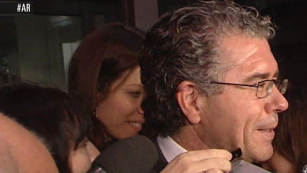 El juez cree que la cuenta de Granados en Suiza es fruto del cobro de comisiones por adjudicaciones y recalificaciones fraudulentas