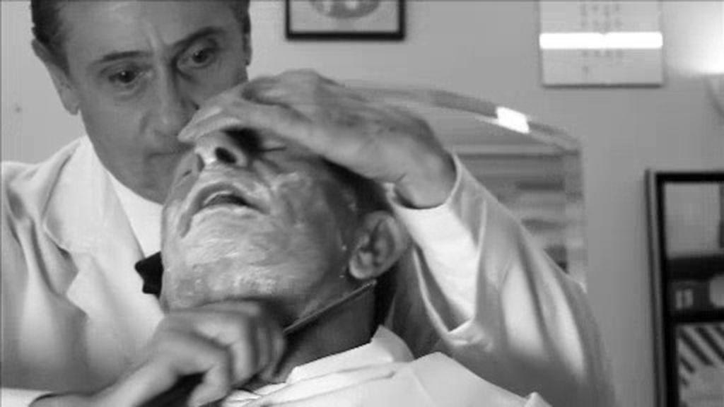 El asesino de la Barbería