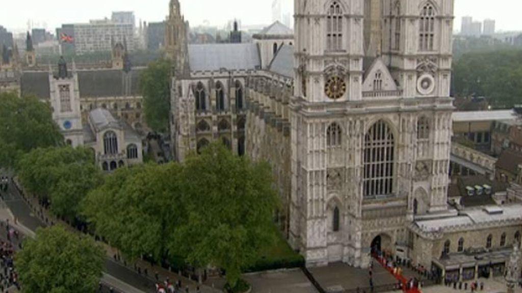 Salida de Westminster