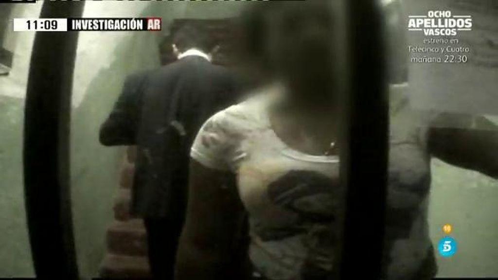 Investigación Ar Sexo En La Calle Las Ramblas De Barcelona