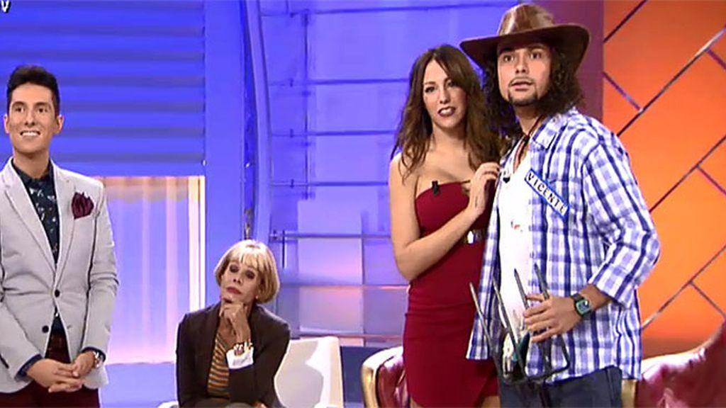 Vicente, el cortijero 'currante'