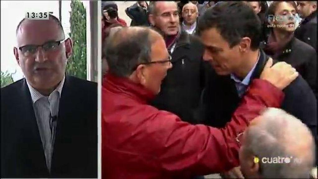"""Antón Losada: """"El 'marianismo' se ha extendido como estrategia electoral"""""""