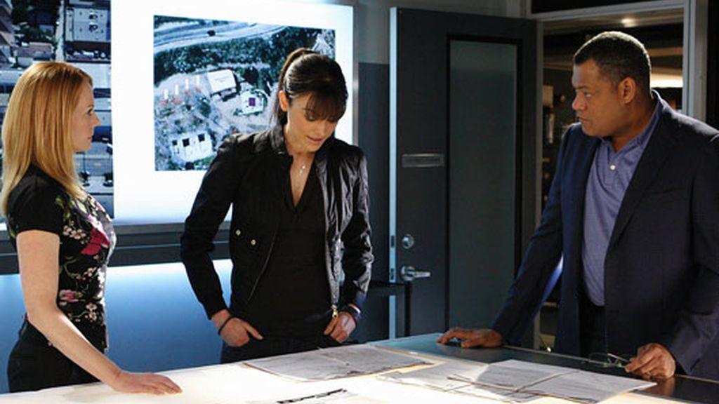 Capítulos 10 y 11 de 'CSI Las Vegas'