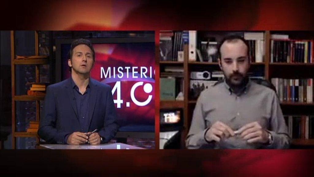 Misterio 4.0: el OVNI que sigue siendo una incógnita para Diego Marañón