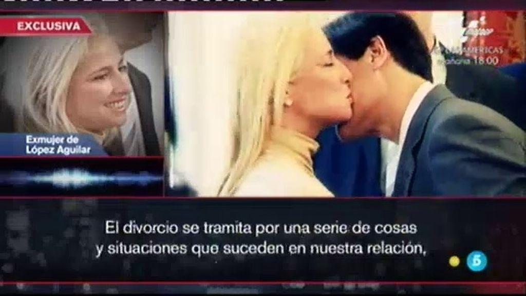 """Natalia de la Nuez: """"No soy vengativa, pido el divorcio porque nos hacíamos daño"""""""