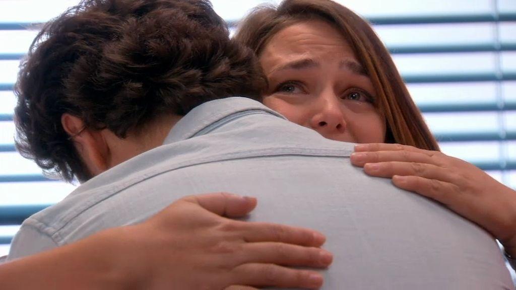 Sergio y Lucía se despiden para siempre