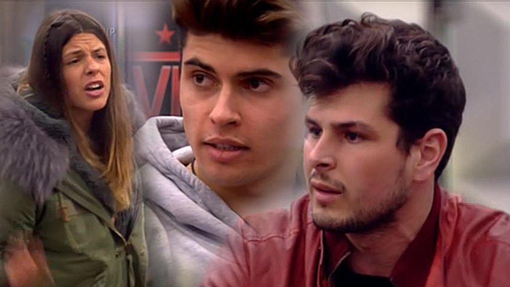 Laura estalla contra Alejandro por animar a Javi a defender a su madre