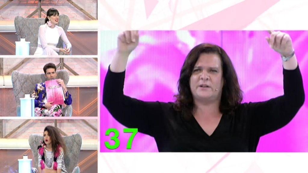 Lourdes María Postigo, la 'esperanza' de España en Eurovisión