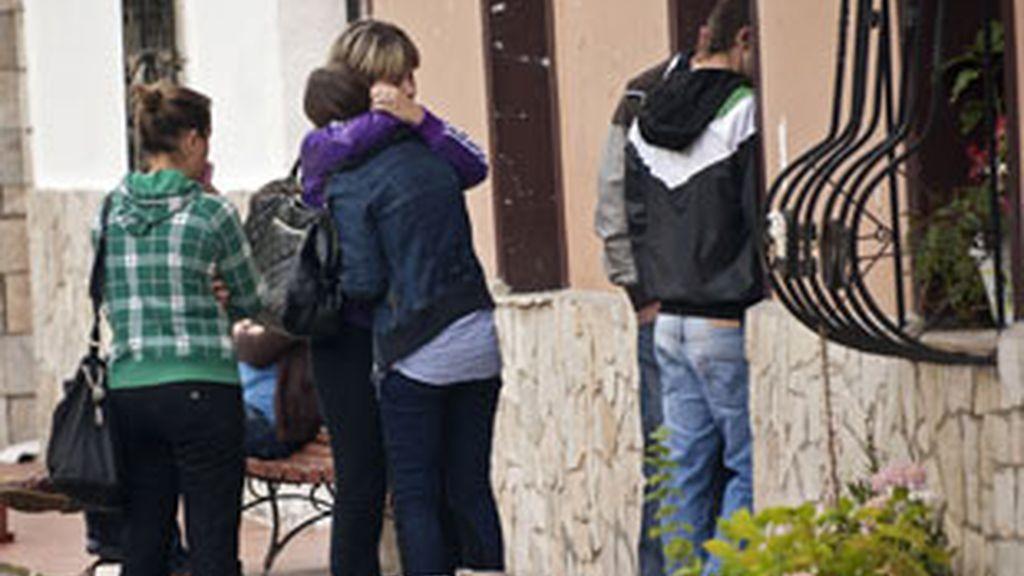 Familiares de la víctima de Valdecuna. Video:Atlas