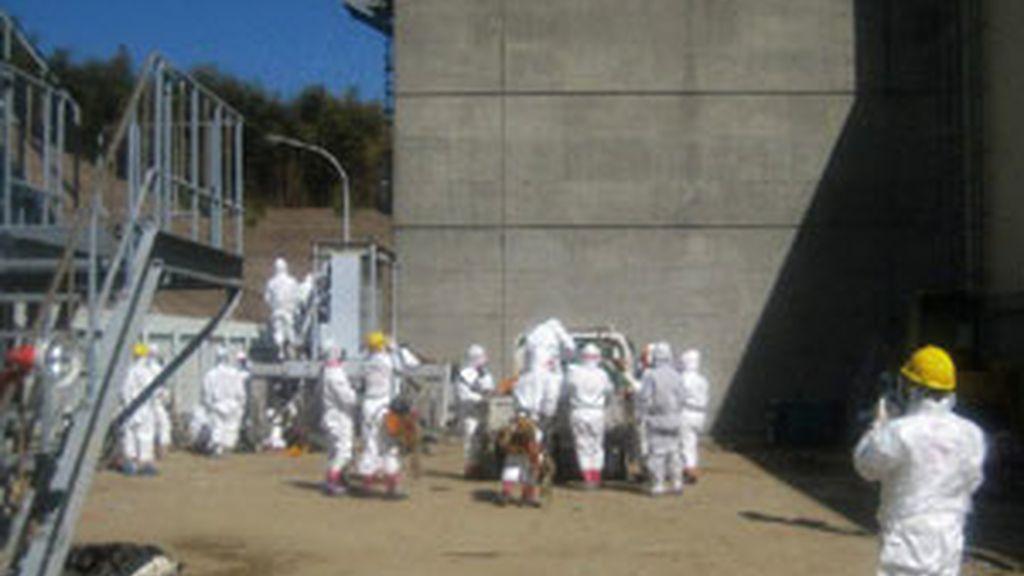 """Los """"héroes de Fukushima"""" han sido galardonados hoy con el Premio Príncipe de Asturias de la Concordia 2011 por su """"valeroso comportamiento FOTO: EFE/archivo"""