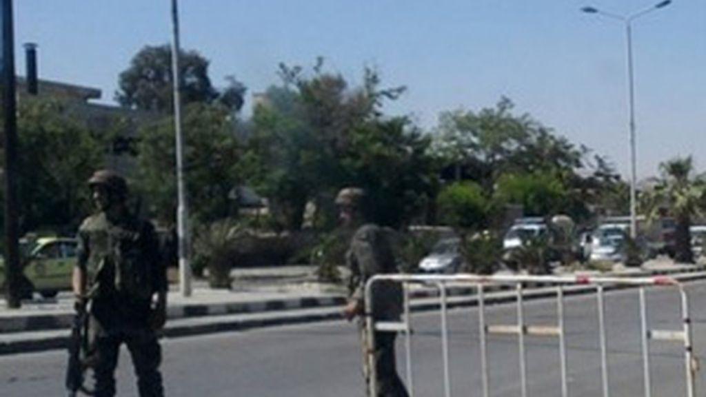 Más de una docena de personas murieron ayer por disparos de la policía durante los funerales tras la represión de las manifestaciones. Foto: AP