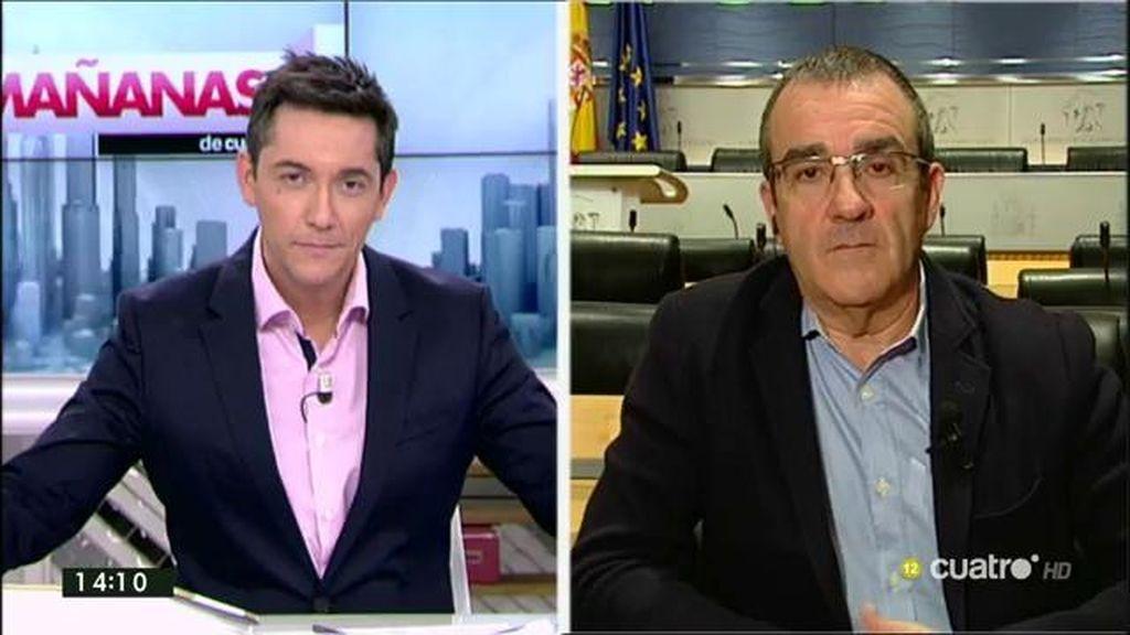 La entrevista completo de Juan Pedro Yllanes en 'Las Mañanas de Cuatro'