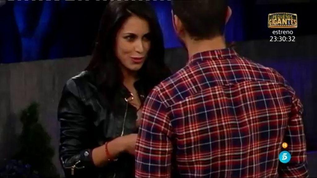 """Raquel, a Suso: """"Cuando sales te das cuenta de lo que echas en falta"""""""