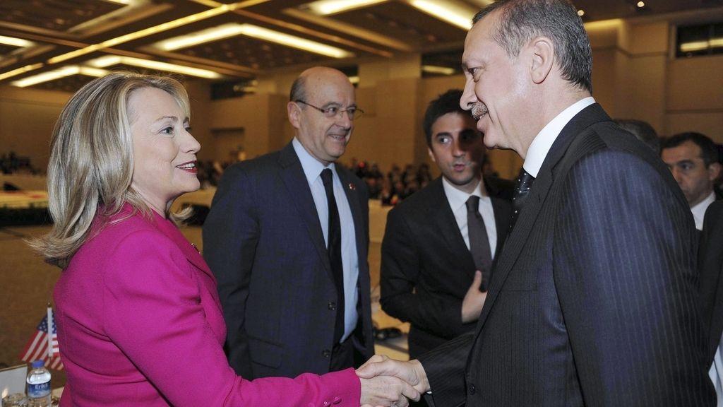 Cumbre de 'Los amigos de Siria'