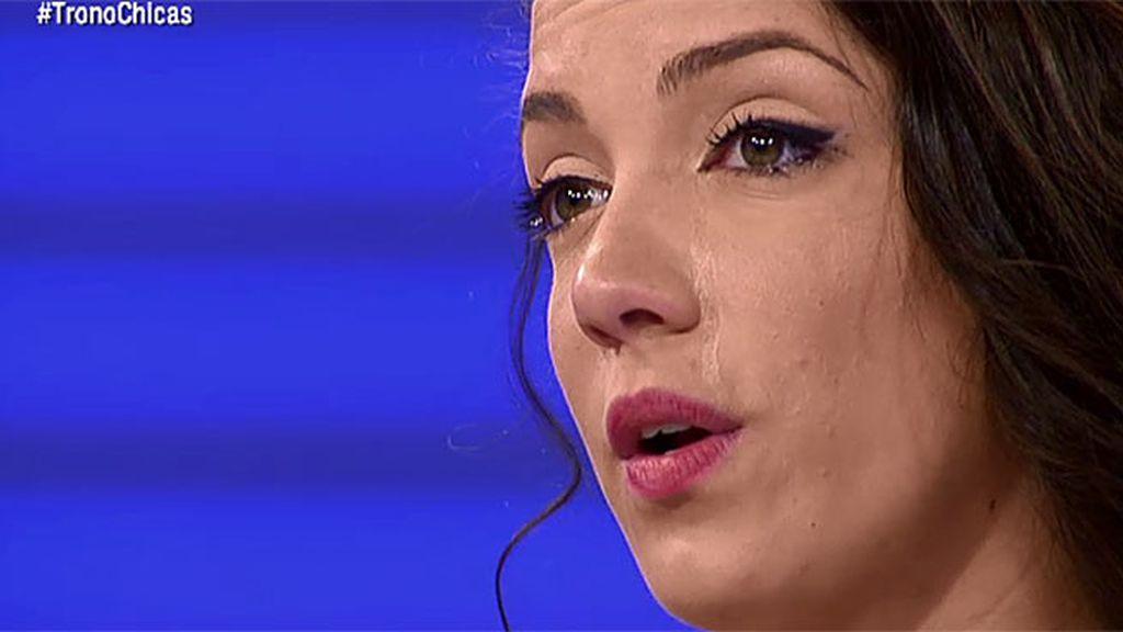 """Samira, tras la final: """"No me arrepiento"""""""