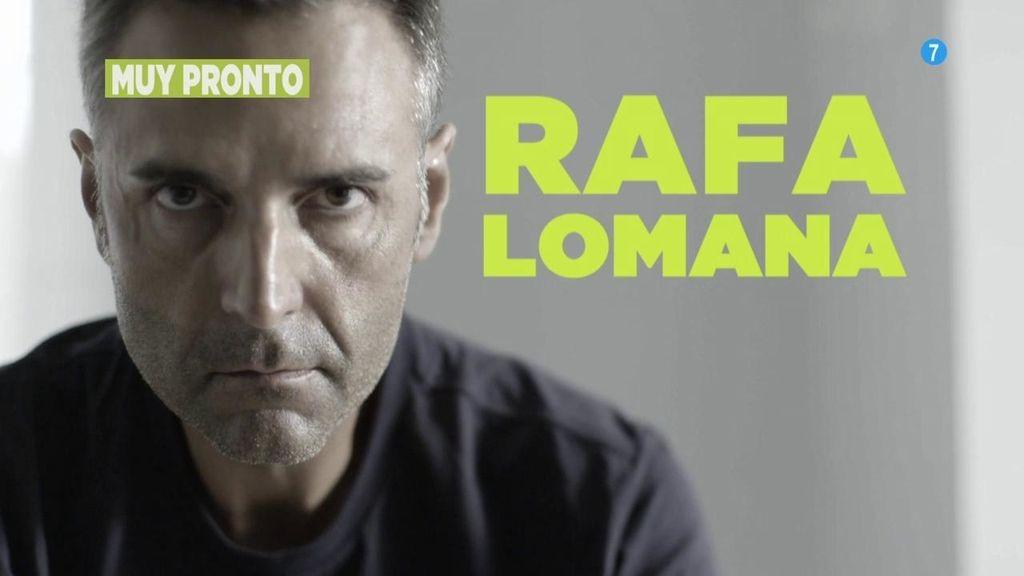 """Rafa Lomana llega a Be Mad: """"Sé que voy a sufrir, pero no pienso rendirme"""""""