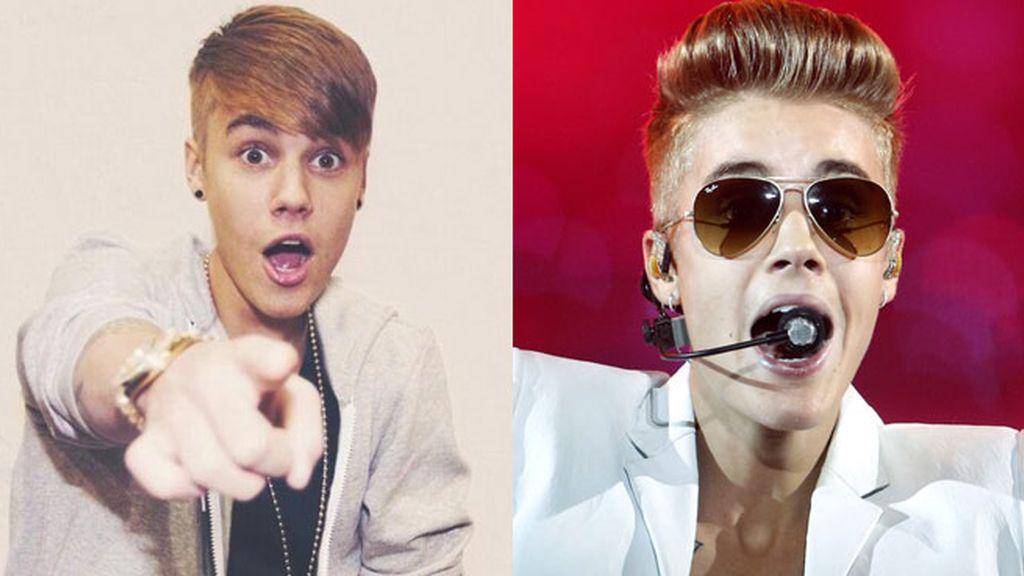 Los looks de Justin Bieber