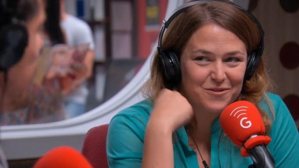 Toño, el posible nuevo amor de Lucía, llama en directo para pedirle una cita
