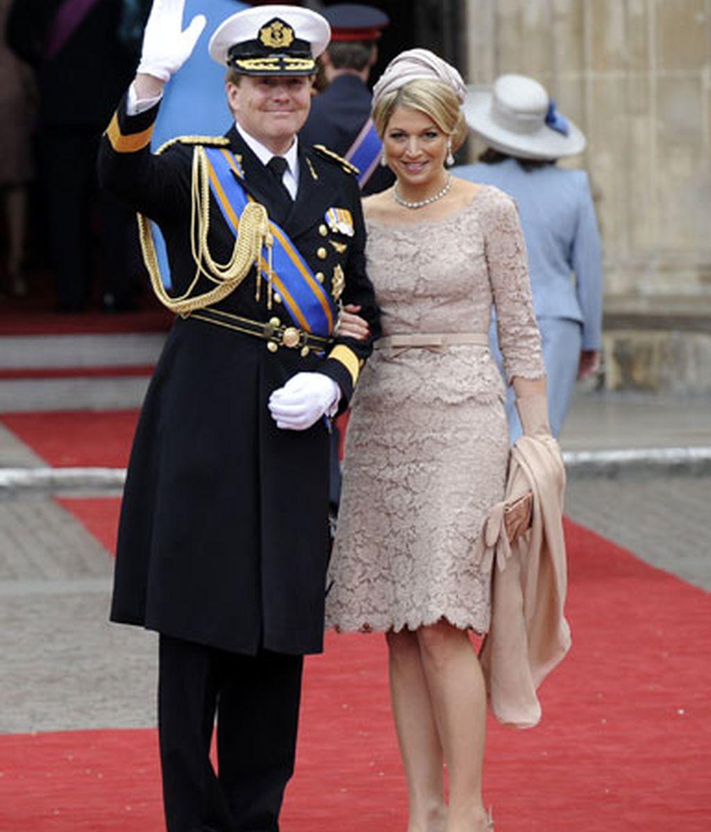 Los príncipes de Holanda