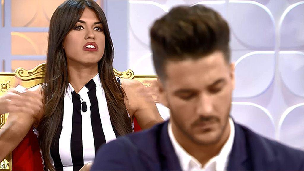 Sofía niega que se vea con Hugo fuera
