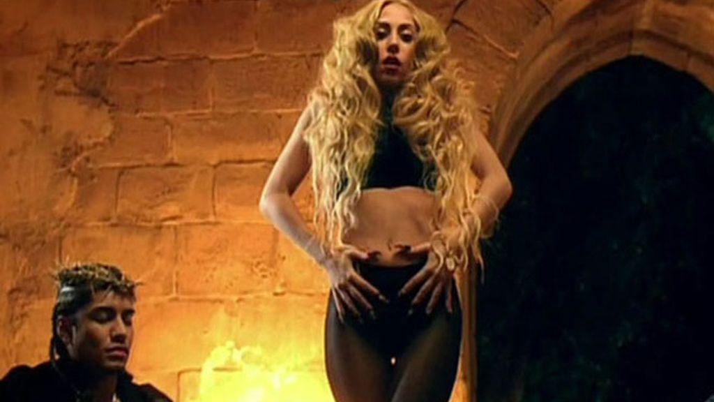 Lady Gaga y su polémico vidioclip Judas