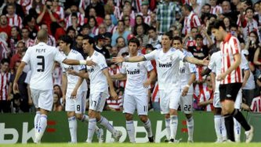 El Madrid quiere seguir peleando. Vídeo: INFORMATIVOS TELECINCO