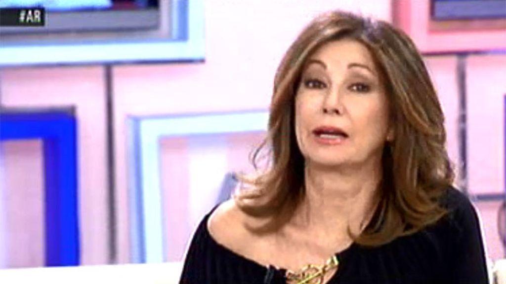 """Ana Rosa, sobre Belén y Andreíta: """"La adolescente en esa relación no es Andrea"""""""
