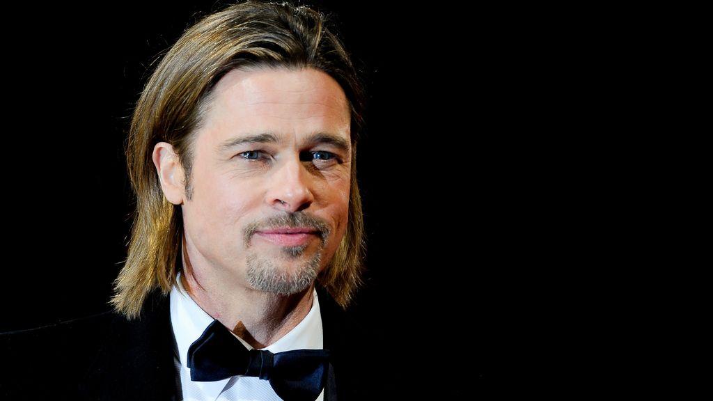 Brad Pitt, primer hombre imagen de Chanel Nº 5