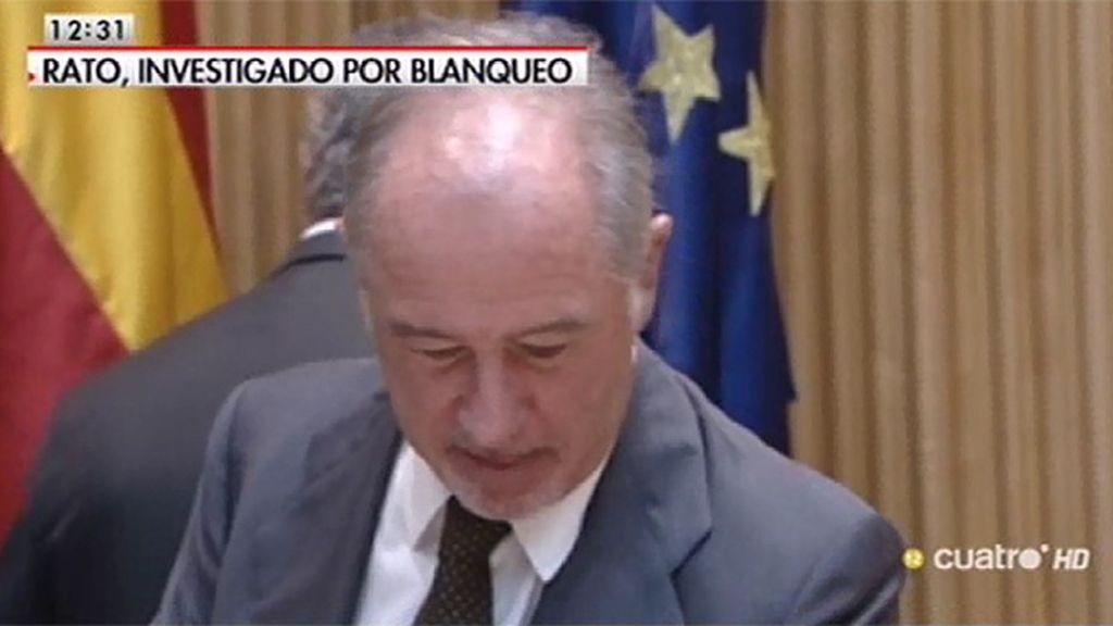 El Sepblac investiga si Rato cometió blanqueo de capitales tras acogerse a la amnistía fiscal, según Vozpopuli.com