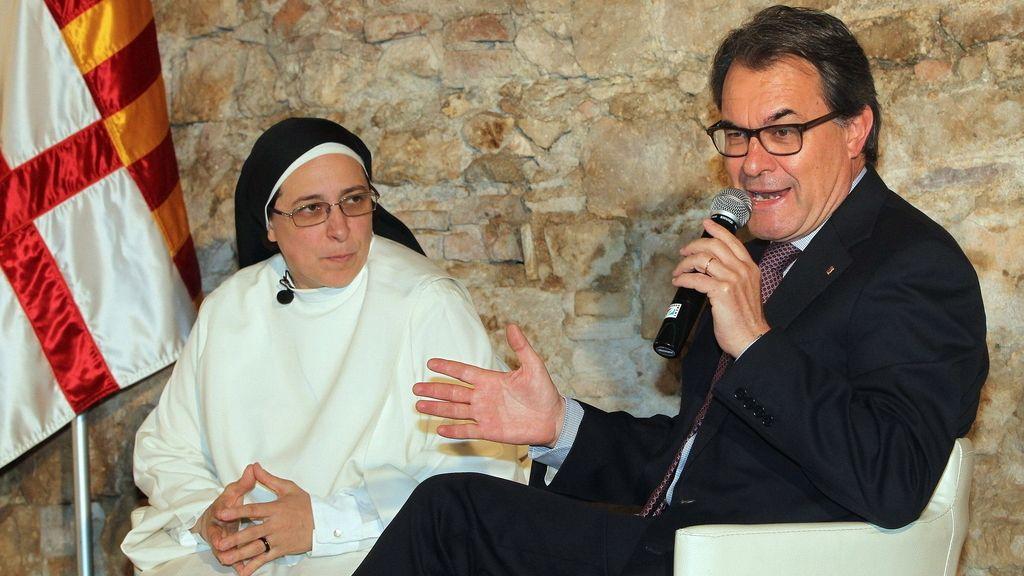 Sor Lucía Caram, la monja tertuliana, dice que no votar es pecado