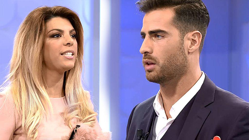 "Ana, a Carlos: ""Si quieres irte, vete"""