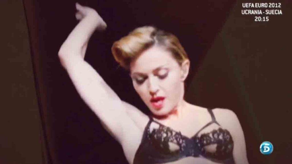 La reina del pop está inmersa en su gira mundial 'MDNA Tour'