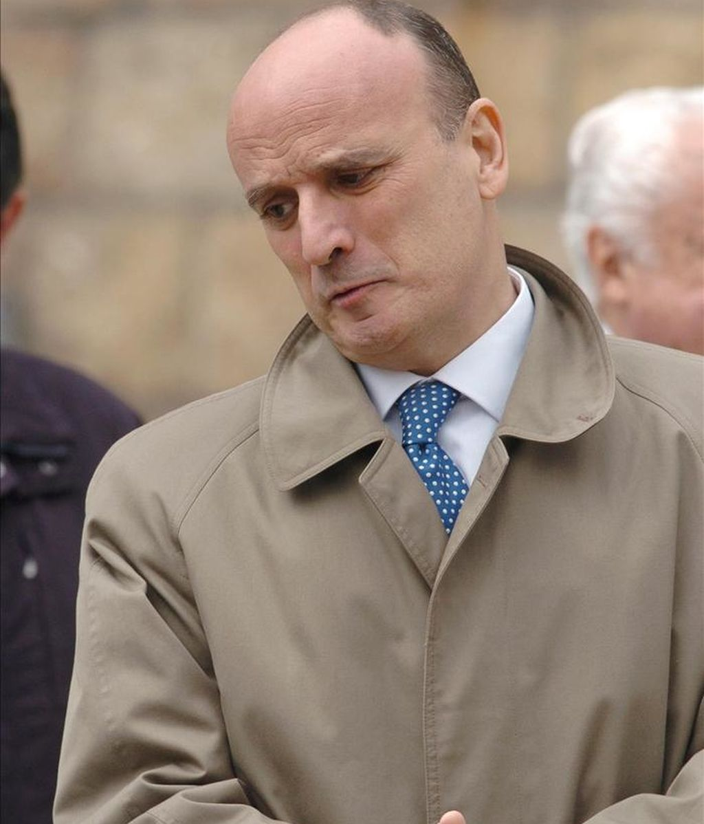 En la imagen, el ex director general de la Agencia Tributaria Ignacio Ruiz Jarabo. EFE/Archivo