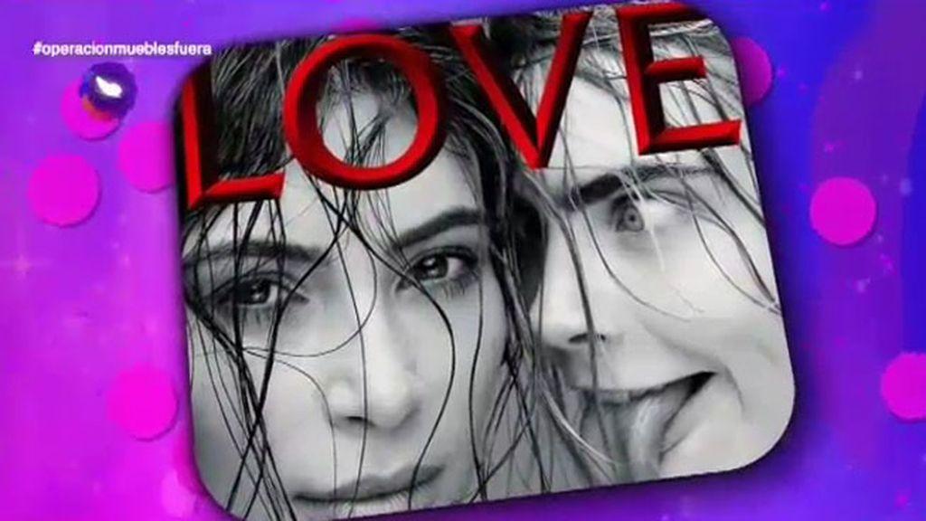 La entrevista más 'love': Kim Kardashian entrevistada por Cara Delevingne