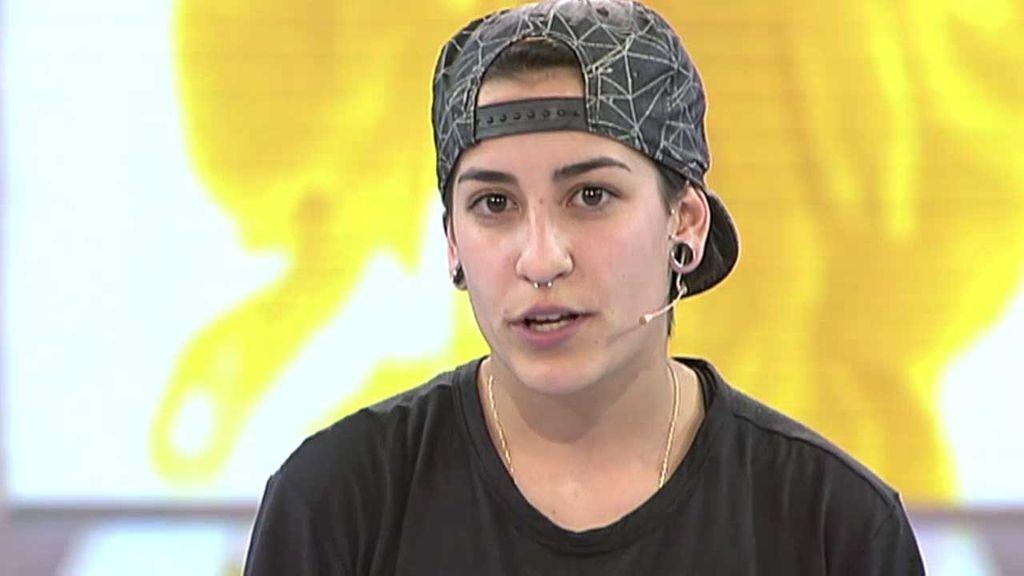 "Aurora: ""Estoy opositando para Guardia Civil, pero quiero ser rapero"""