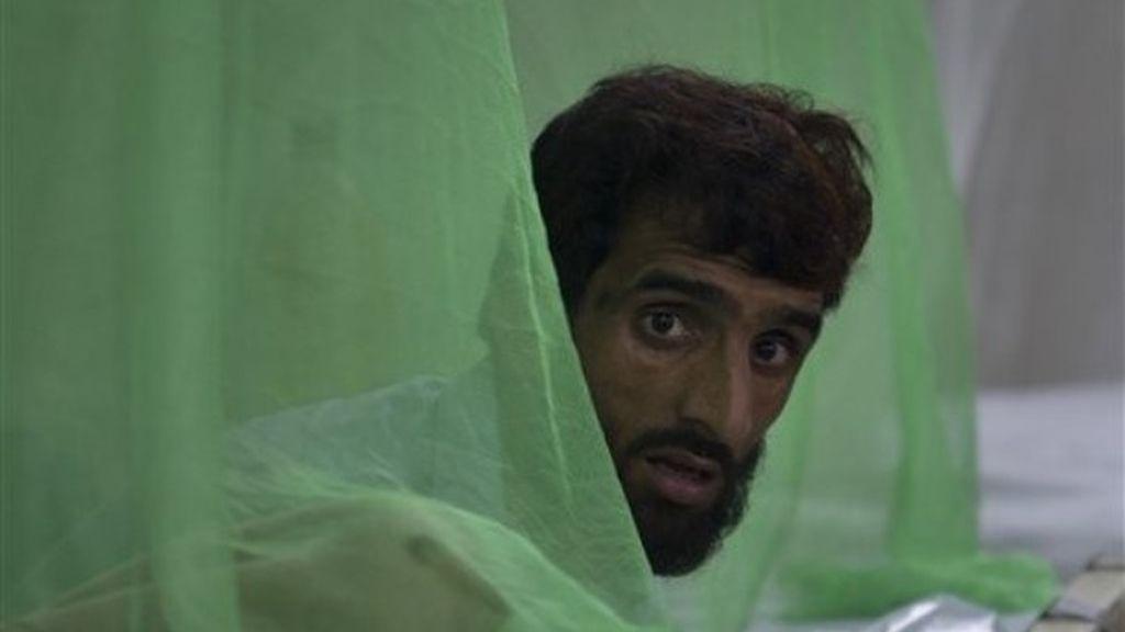 Un paciente en Pakistán aislado víctima del dengue