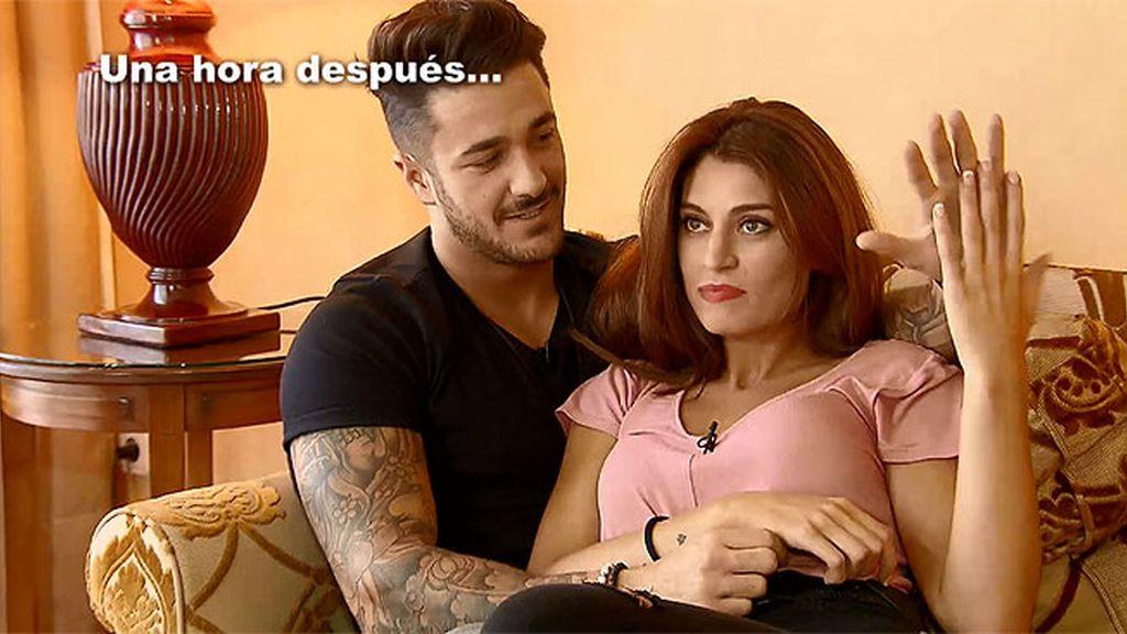 Cita Hugo y Ainhoa (28/06/2016)