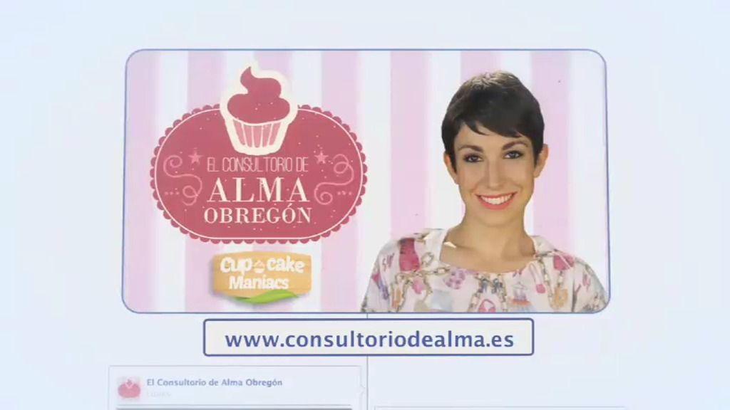 El consultorio de Alma Obregón