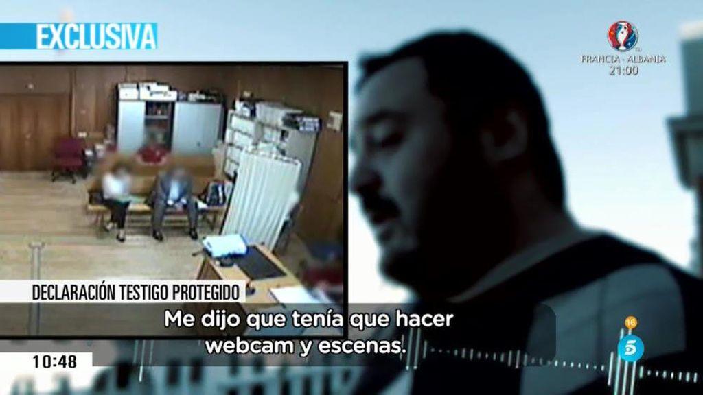 La declaración de una testigo protegido del caso Torbe, en exclusiva en 'AR'