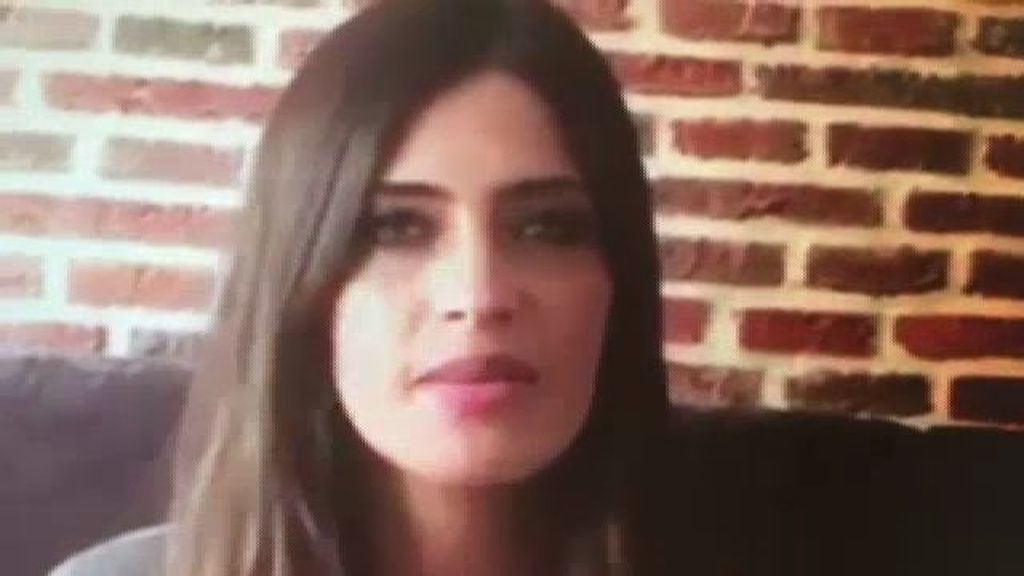 """Sara Carbonero: """"Es hora de demostrar que somos uno de los países más solidarios"""""""