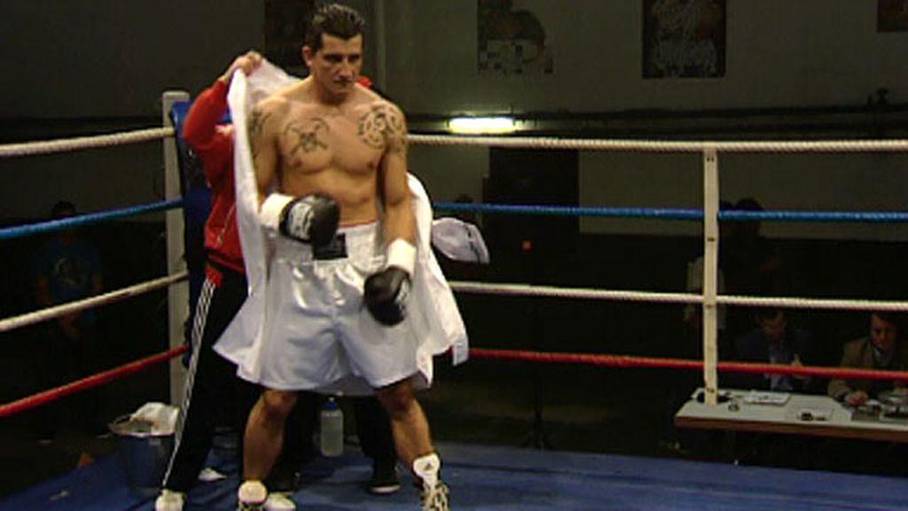 'El león de Montepinar' gana dos combates