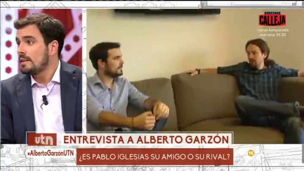 "Alberto Garzón: ""Nosotros estábamos dispuestos a hablar de todo con Podemos"""